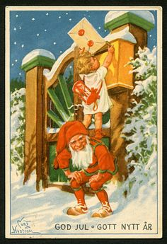 God Jul by Curt Nystrom