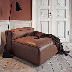 Modular COSIMA sofa is available in a range of shapes and fabrics. Decoration and contemporary furniture in Paris