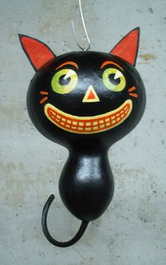 Black Cat Gourd