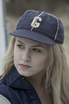 The Gorgeous Rosalie Hale playing baseball in Twilight 2008