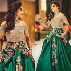 Looking for Bridal Lehenga for your wedding ? Dulhaniyaa curated the list of Best Bridal Wear Store with variety of Bridal Lehenga with their prices Indian Wedding Gowns, Indian Bridal, Indian Dresses, Indian Outfits, Bridal Gowns, Pakistani Bridal, Bridal Lenghas, Lehenga Wedding, Wedding Dresses