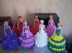Resultado de imagem para bonecos vestidos de eva