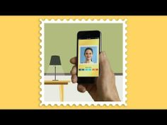 #AustraliaPost is testing out stamps that via QR code allow customers to send personalized video messages.