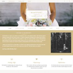 Montfort Wordpress Theme #wordpress #smallbusiness #photography #websitedesign #portfolio #ecommerce #ecommercetheme