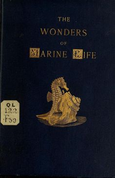 geisterseher:    George Titus Ferris, Wonders of marine life. With ninety-five illustrations (1894)