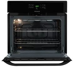 Shop Frigidaire Built-In Single Electric Wall Oven Stainless steel at Best Buy. Find low everyday prices and buy online for delivery or in-store pick-up.
