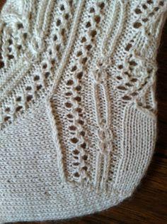 Presque Blanc heel detail