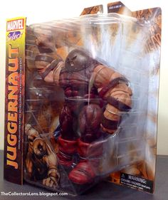 The Collectors Lens: (TT) Marvel Select's The Unstoppable Juggernaut