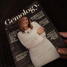 #NighttimeReadingReceived a copy of the first edition of brand new Gemology magazine by Gemporia.com  Probably because I shop on there & Gems Tv & their sister channel Jewellerymaker. Lve it!. #10voucheroffmynextOrder #HistoryofGemstones #FounderSteveBennett #RocksTv #Gemlover #GemCollector #Jewellerymaker #NaturesBest #SodDiamonds #gemstonesarethebestmedicine #MindBodySpirit #Health #Healing #Aura #Energy magic  I have the latest history of gems encyclopaedia which is a tomb of a book…