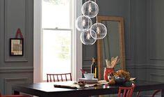 Vind meer hanglampen informatie over moderne hanglampen eetkamer ...