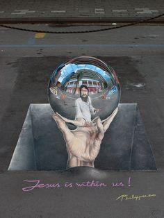 Иисус — внутри нас! - Верни себе улицы