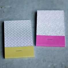 Matchbooks / OneFineDae