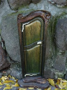 Beautiful secret door