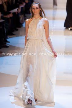 Mercedes Benz New York Fashion Week Derek Lam Fall 2011 Hananexposures