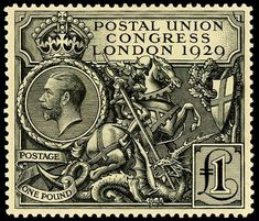 postal union london 1929