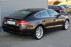 10+ beautiful Audi A5 Sportback backgrounds