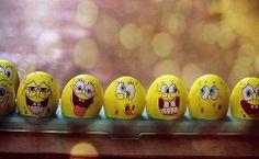 spongebob eggs easter