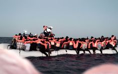 The fate of 629 migrants on a rescue ship in the Mediterranean was in the balance last night amid fears of mutiny. Italy and Malta have both refused to let the vessel dock. International Migrants Day, Destinations, France 24, Homeland, Valencia, No Response, Studio, Concert, Africa