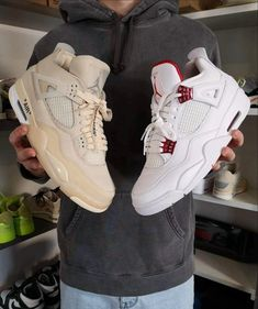 Cute Nike Shoes, Cute Sneakers, Nike Air Shoes, Best Sneakers, Sneakers Fashion, Shoes Sneakers, Swag Shoes, Lit Shoes, Jordan 4
