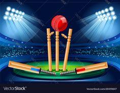 Cricket stadium wallpaper vector image on VectorStock Stadium Wallpaper, Background For Photography, Vector Design, Cricket, Adobe Illustrator, Vector Free, Pdf, Illustration, Image