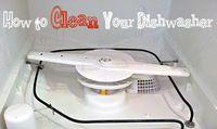 limpieza en profundidad del lavavajillas
