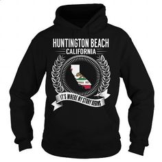 Huntington Beach, California - Its Where My Story Begins - #printed shirts #sleeveless hoodies. GET YOURS => https://www.sunfrog.com/States/Huntington-Beach-California--Its-Where-My-Story-Begins-Black-Hoodie.html?60505
