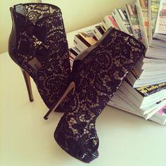 Girlish booties evaaaaa! @Jimmy Choo - @Melissa Z.- #webstagram