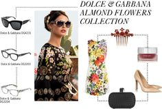 1723a00d580bc Dolce   Gabbana s Almond Flowers collection draws inspiration from the   Secret Garden , opening