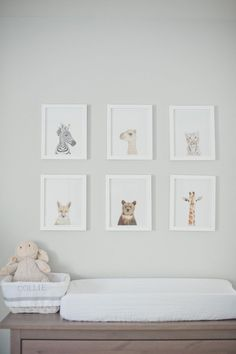 Gender Neutral Nursery Inspiration | Untamed Petals | Amanda Judge Blog