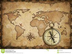 carta nautica con bussola - Pesquisa Google