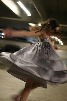 Take photos of little girls twirling outside the Nutcracker. | #lifelist