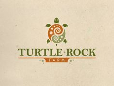 Time to show some new set of cool designed logos. In our logo inspiration today showing some animal inspired logos, today those animals are turtles. Typography Logo, Logos, Logo Branding, Branding Design, Logo Animal, Turtle Book, Inspiration Logo Design, Reptiles, Turtle Images