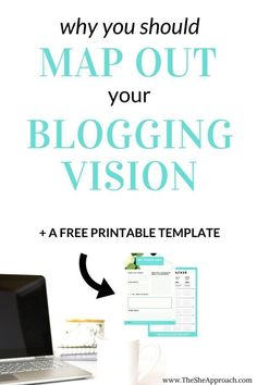 Do you know how important it is to map out your blogging vision, setting objectives for your blog and determining who your target audience is? Read my post, grab your free printable template and start putting on paper where you want your blog to go. Best blogging tips for beginners and more on The She Approach.