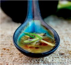 Paleo Hot and Sour Soup by @Zenbelly