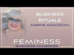 Wie gehe ich im Job mit Männern gut um? | Sabine Asgodom, Sie ist einfach charmant und weise.