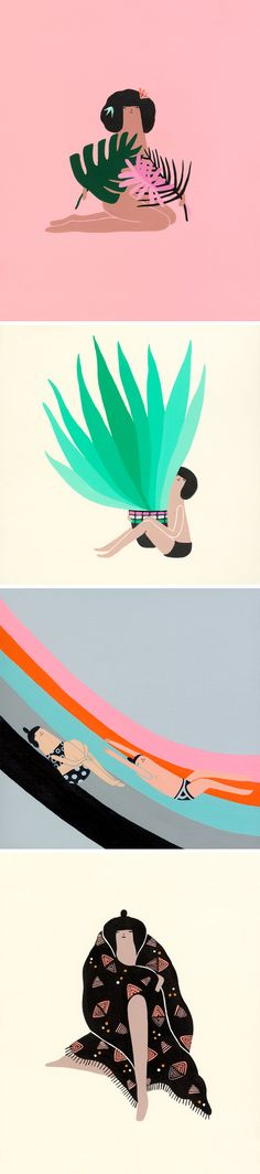 The Jealous Curator /// curated contemporary art /// laura berger