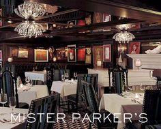 Dining at The Parker Palm Springs - Mister Parker's {dessert}