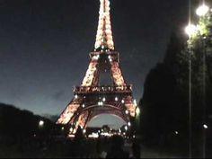 Paris Tour Eiffel - YouTube