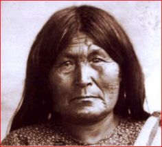 This-day-zay, Cochise's wife and daughter of Mangas Coloradas                     T