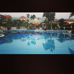 Drømmer mig tilbage ♥ #sol #Tenerife #BahiaPrincipe  #januar #2015 #Family #Love #Happy #sun #ferie #pool #palms #hotel