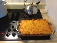 It's fall — time for comfort food! Here's a recipe for a delicious but messy-looking dish called Chicken Frito Casserole. Guaranteed to please everyone.