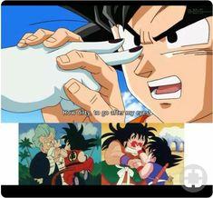 Mhmm. Sure Goku
