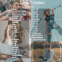 Lightroom Effects, Lightroom Presets, Photography Tutorials, Photography Editing, Lightroom Gratis, Canon 700d, Aesthetic Filter, Photo Editing Vsco, Photography Filters