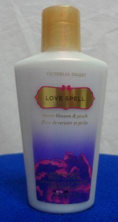 Victoria's Secret LOVE SPELL Hydrating Body Lotion 4.2 oz. 125 ml $6.88