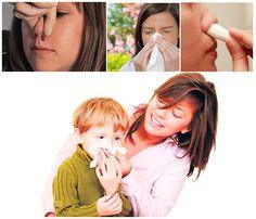 Burun Kanaması ve Tedavi Yöntemleri - Sağlık Mektebi