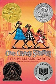 """Read """"One Crazy Summer"""" by Rita Williams-Garcia available from Rakuten Kobo. In this Newbery Honor novel, New York Times bestselling author Rita Williams-Garcia tells the story of three sisters who. Coretta Scott King, Black Panthers, This Is A Book, The Book, Book 1, King Book, Book Nerd, New York Times, Nex York"""