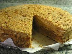 Lena's Russian Honey Cake Recipe