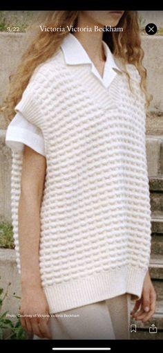 Knits, Vest, Knitting, Spring, T Shirt, Tops, Women, Fashion, Supreme T Shirt