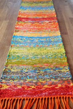 Shabby Chic Woven Table Runner PDF Pattern. I've worked out the details.
