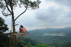 Beautiful place to visit... Kalibiru Yogyakarta Indonesia